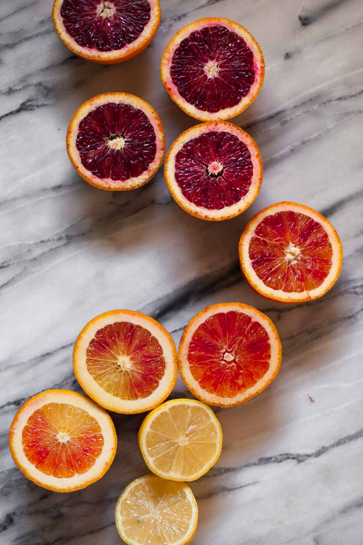Blood Orange Curd (Dairy free, honey sweetened) | acalculatedwhisk.com