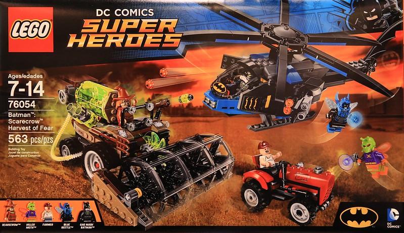 LEGO Super Heroes 2016: 76054 - Batman: Scarecrow Harvest of Fear