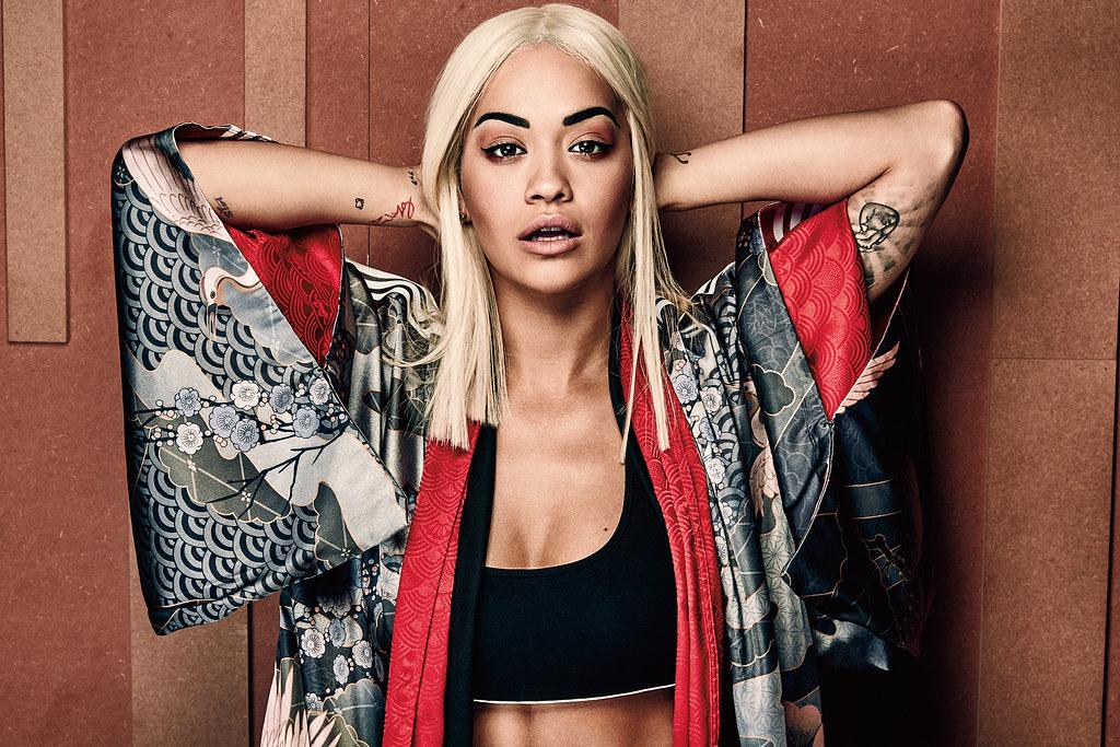 Рита Ора — Фотосессия для «Adidas» 2016 – 4