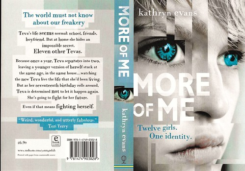 Kathryn Evans, More of Me