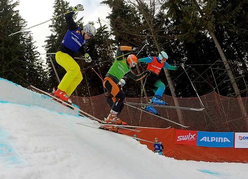 Skicross– Albrechtice– Tanvaldský Špičák
