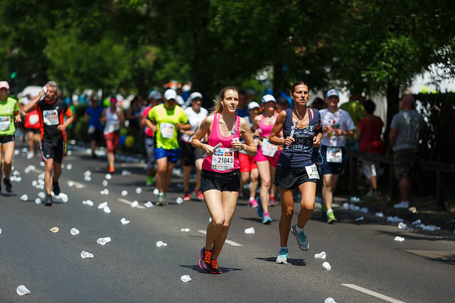 Por que correr un Medio Maratón?