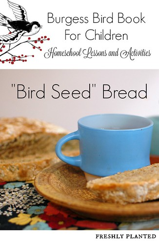 """Bird Seed"" Bread 