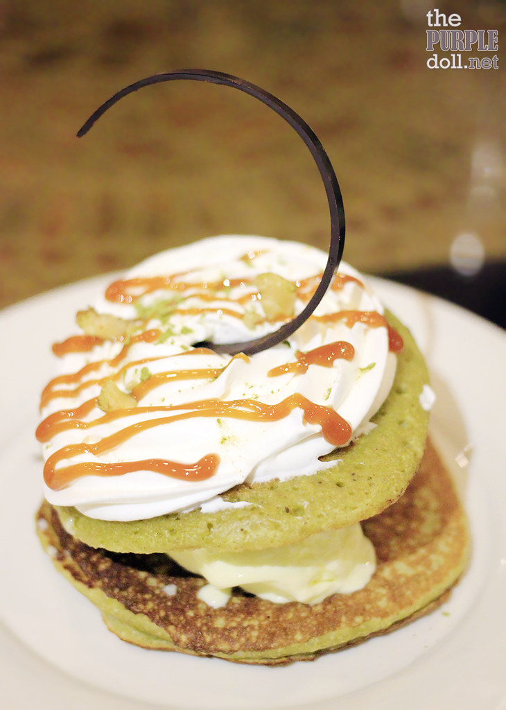 Green Tea Dorayaki