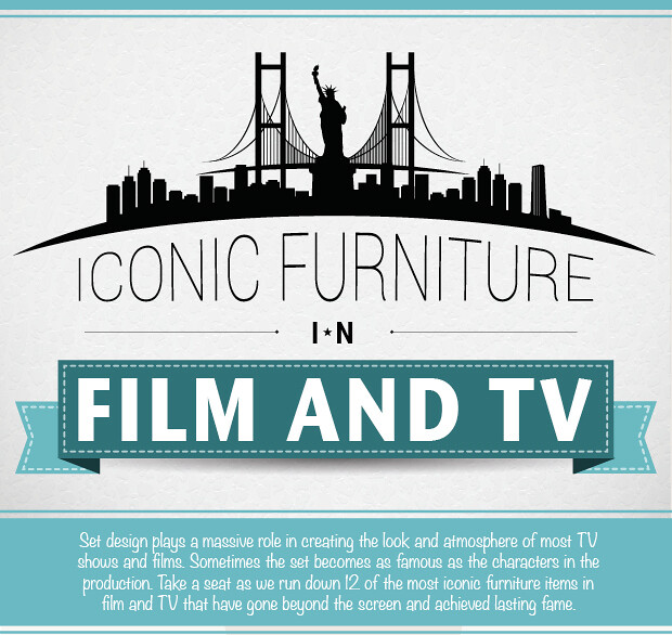 Iconic Furniture in Film and TV