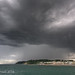 Heavy hailstorm and downburst over Gabicce Monte,Italy