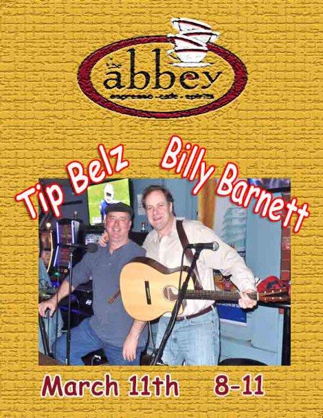 Billy Barnett, Tip Belz 3-11-16