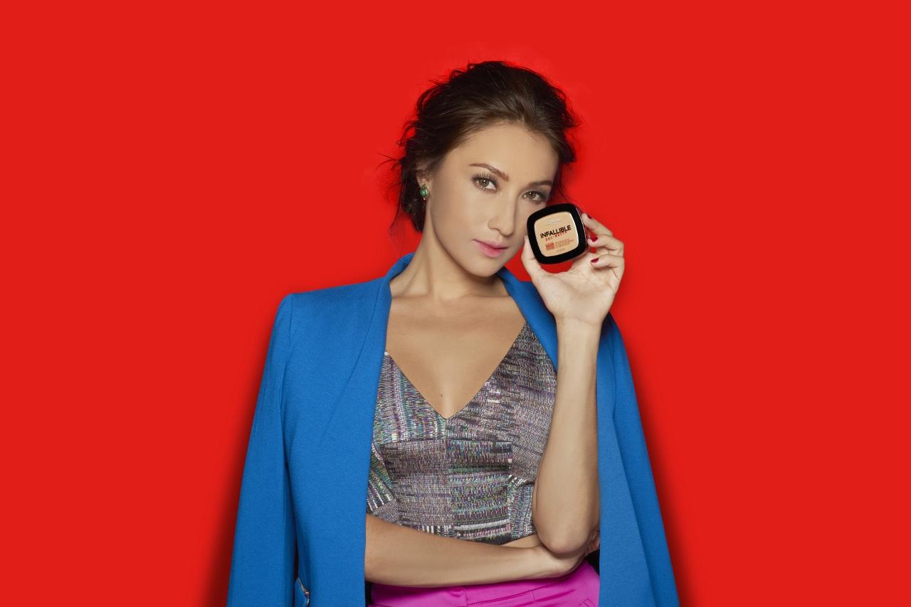 Solenn Heussaff for LOreal Makeup Designer 3 (1280x854)