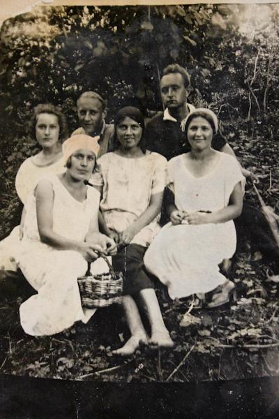 Настоящая семья фото ульяны воронцовской — pic 14