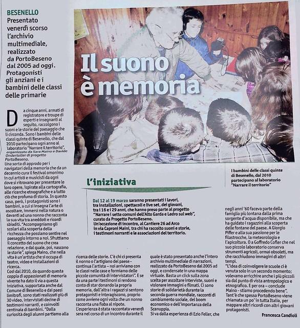 Vita Trentina 3_03_2016