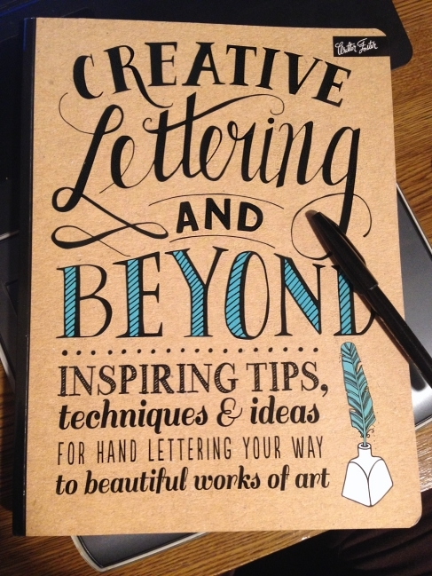 Creative Lettering and Beyond (review)