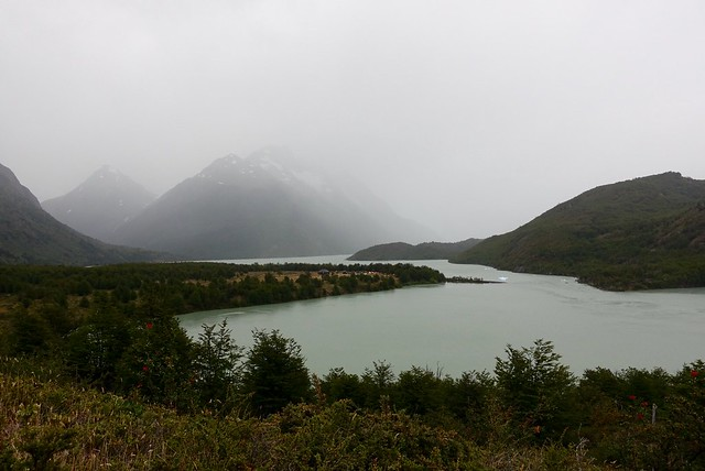 Circuit O Day 1: Torres to Dickson, Torres del Paine National Park