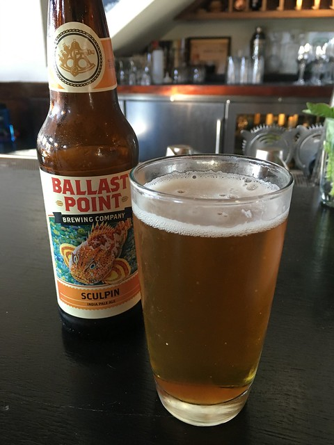 Ballast Point Sculpin IPA - Beretta