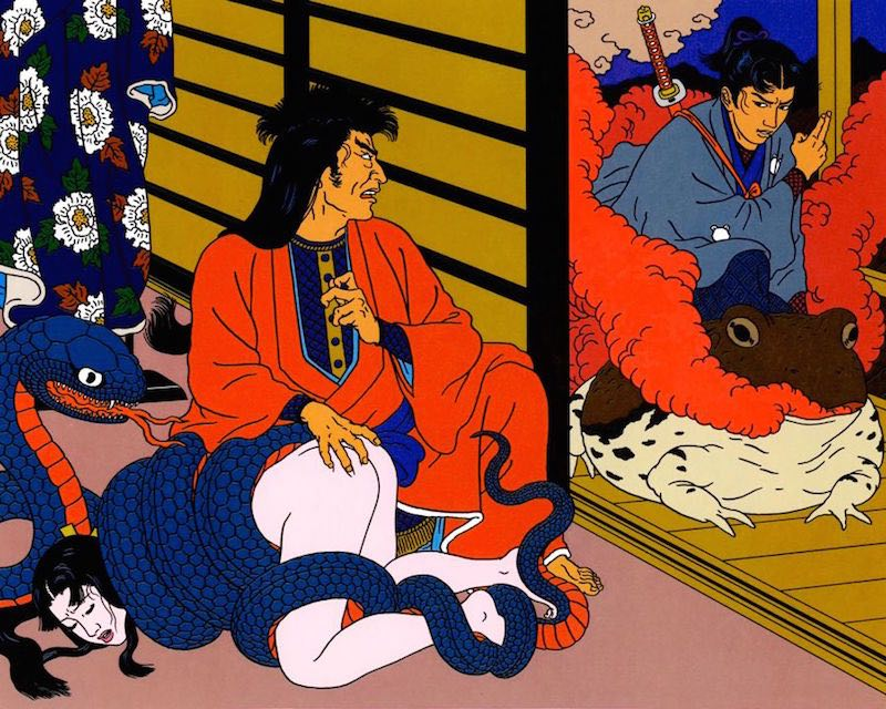 日本病態暴力美學教父—佐伯俊男的情色烏托邦6