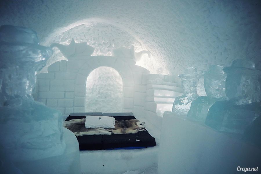 2016.02.25 ▐ 看我歐行腿 ▐ 美到搶著入冰宮,躺在用冰打造的瑞典北極圈 ICE HOTEL 裡 25.jpg