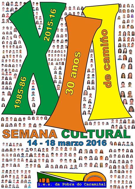 XII Semana Cultural (marzo 2016)