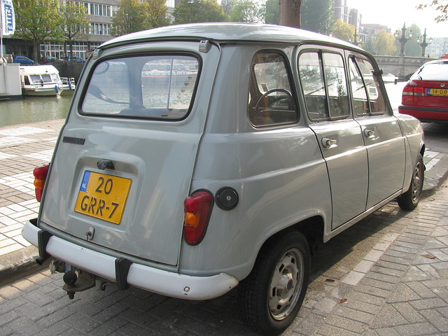 Renault 4TL