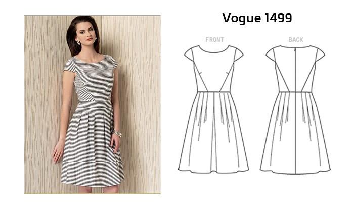 Vogue 1499