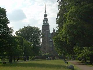 Denmark (Copenhagen) Rosenborg Palace