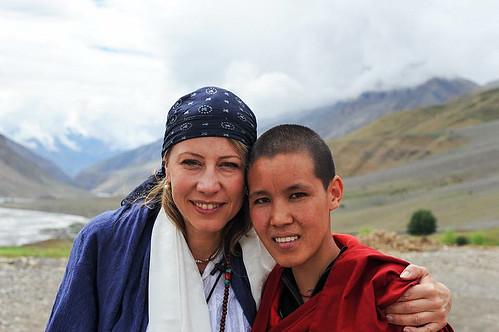 Kateřina Jacques-Bursíková: Na horských cestách Ladákhu a za dalajlámou do Indie