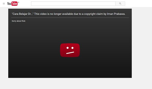 This video is no longer available due to copyright claim