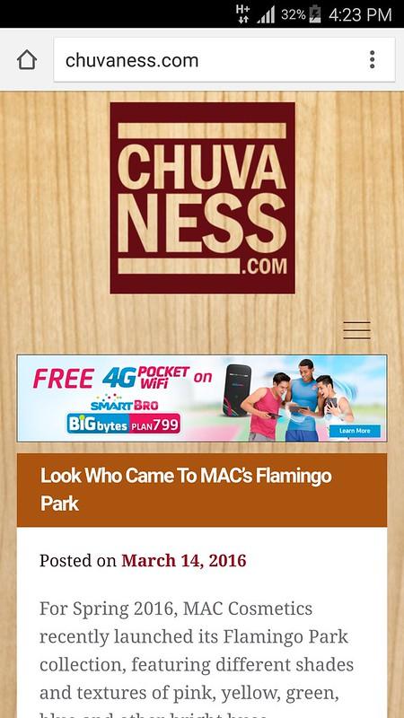 chuvaness mobile
