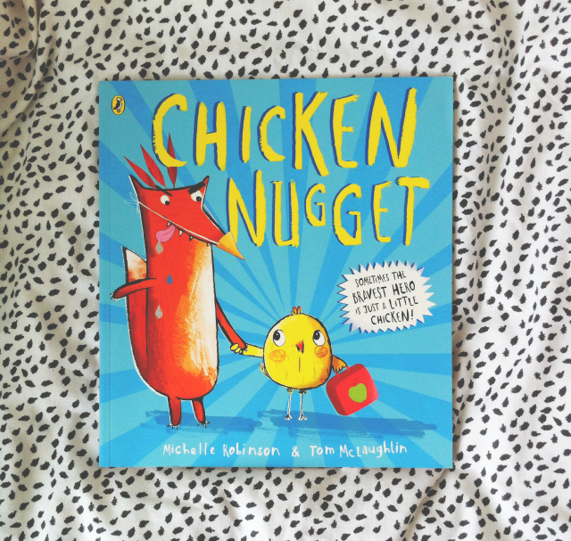 chicken nugget uk book blog vivatramp