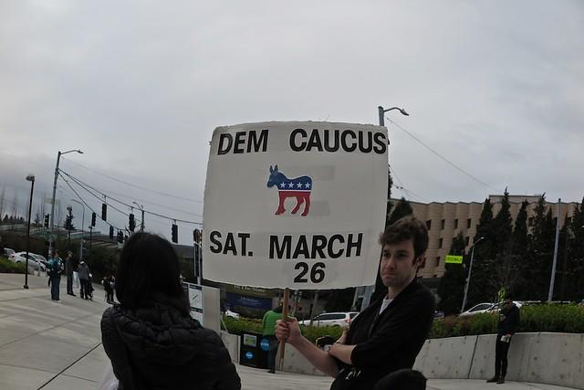 Dem Caucus, Sat. Mar. 26