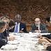 FAO Director-General José Graziano da Silva meeting with representatives from the Permanent Representations of the UN Security Council Member countries