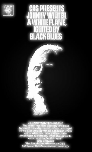 Johnny Winter Advertisement