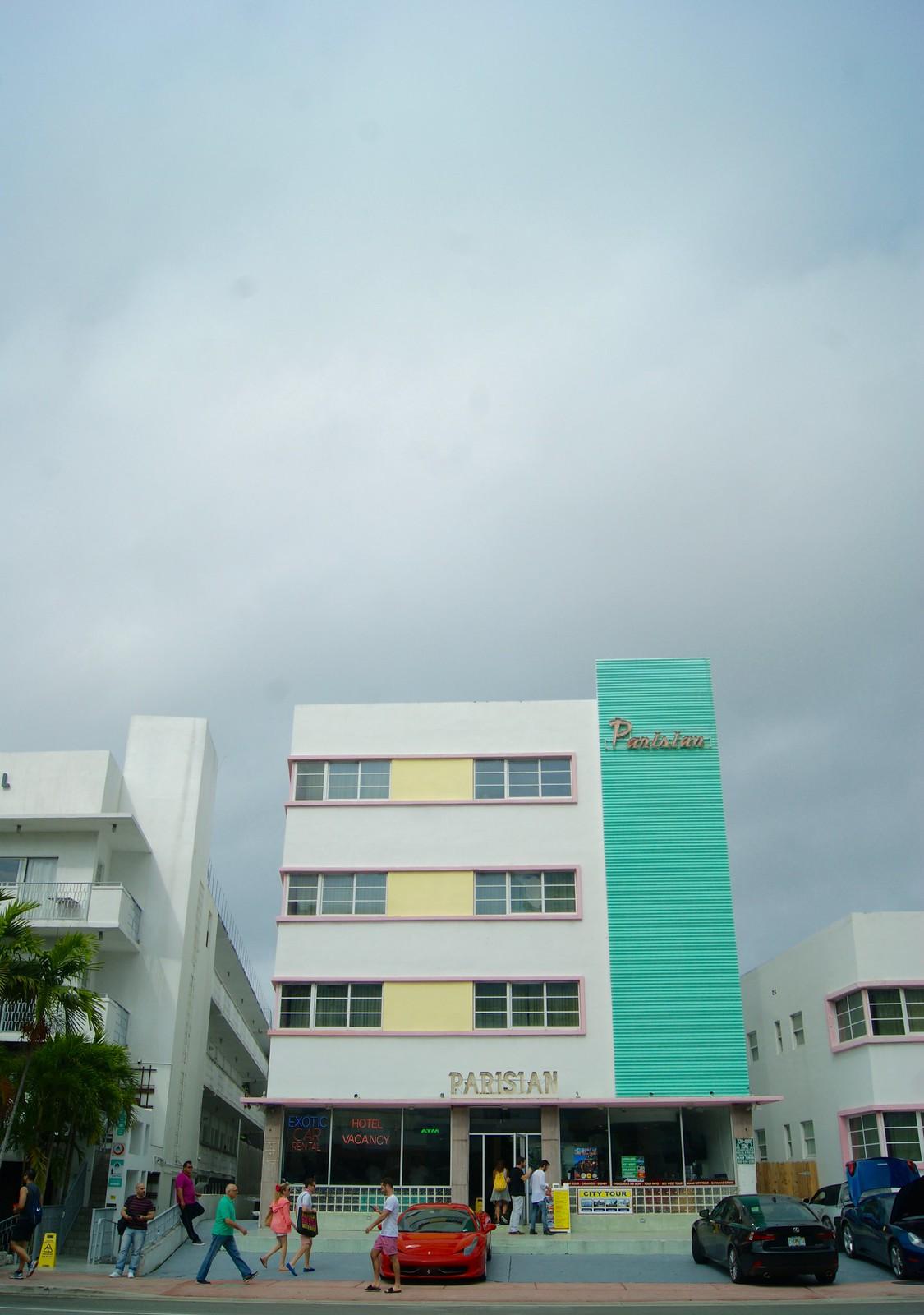 Miami Architecture art deco 2