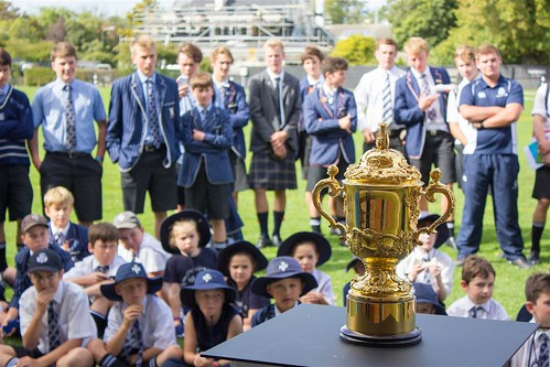 StAC: Rugby World Cup Visit 2016