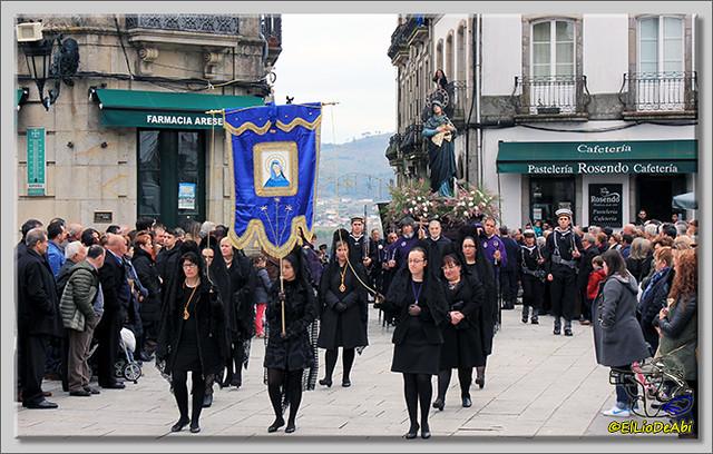 Procesión de los Pasos en la Semana Santa de Tui (1)
