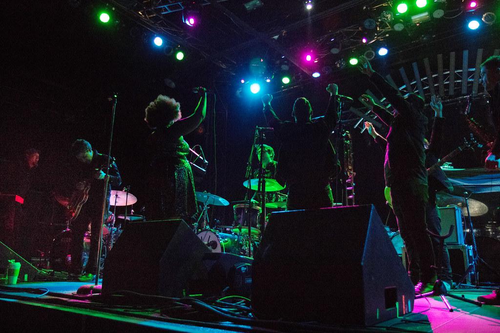The Suffers - Live at Denver's Fillmore Auditorium