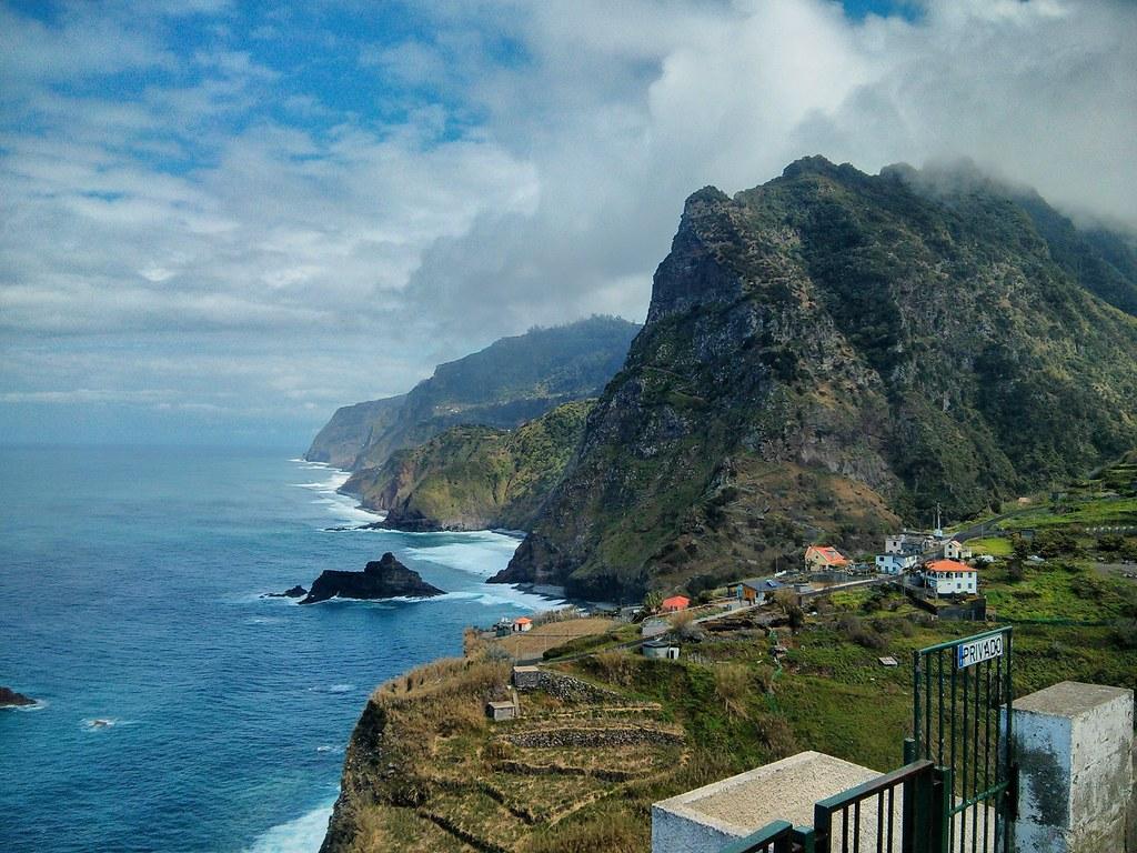 Fotos no mías del viaje de fin de carrera de Álvaro, a Madeira 1