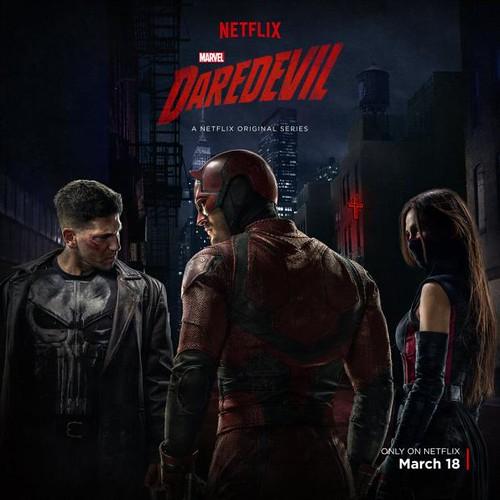Daredevil - TV Series - Season 2 - Poster 1