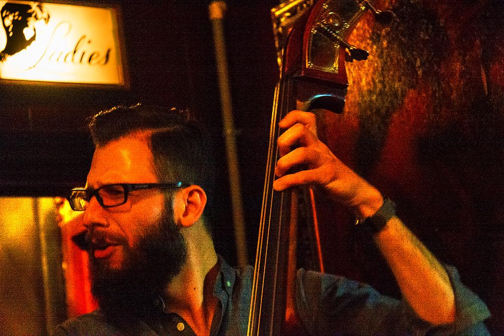 Jazz at Friendly Lounge--Italian Market 2
