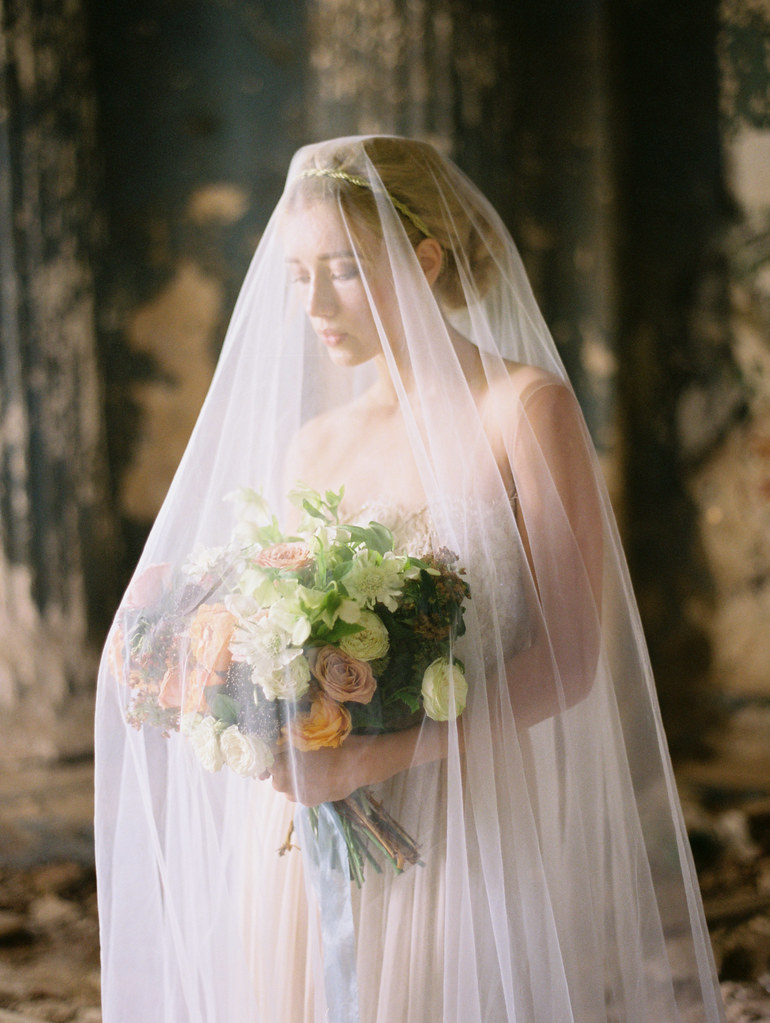bridal veil | fabmood.com