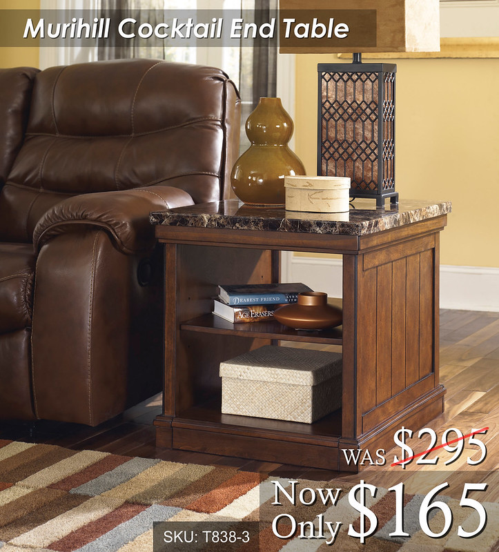 Murihill Cocktail End Table