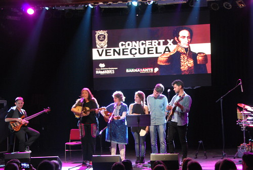 Concert x  Veneçuela en el Festival de BarnaSants