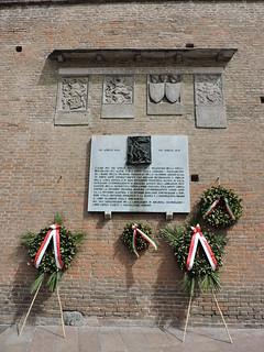 Imagen de Palazzo Re Enzo. facade bologna façade μπολόνια