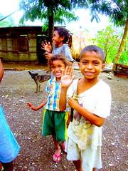 Senyum Ramah Masyarakat Desa