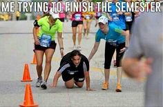me trying to finish