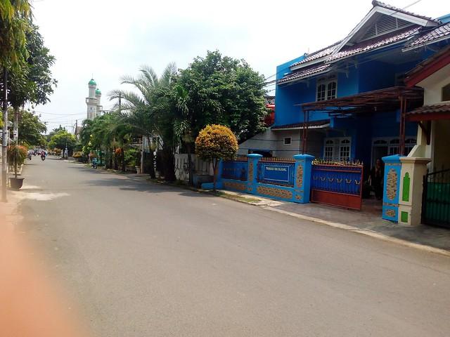 Dijual Cepat Rumah Biru Mediteranian di Komplek Duta Indah – Pondok Gede - Bekasi (3)
