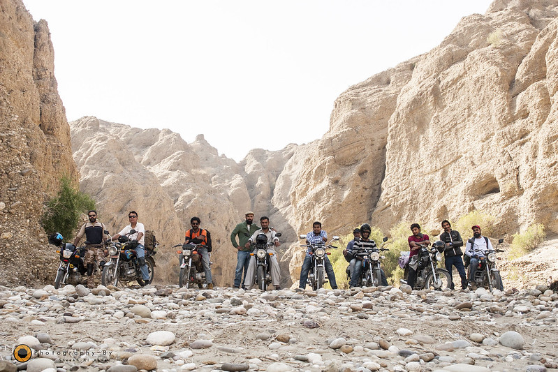 Trip to Cave City (Gondhrani) & Shirin Farhad Shrine (Awaran Road) on Bikes - 23540408994 a551e36586 c