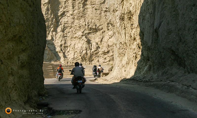 Trip to Cave City (Gondhrani) & Shirin Farhad Shrine (Awaran Road) on Bikes - 23557562004 cf6184ef63 c