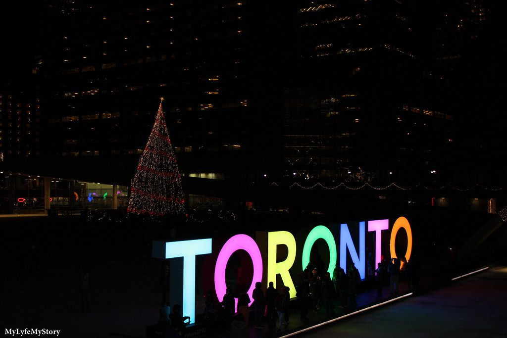Street of Toronto