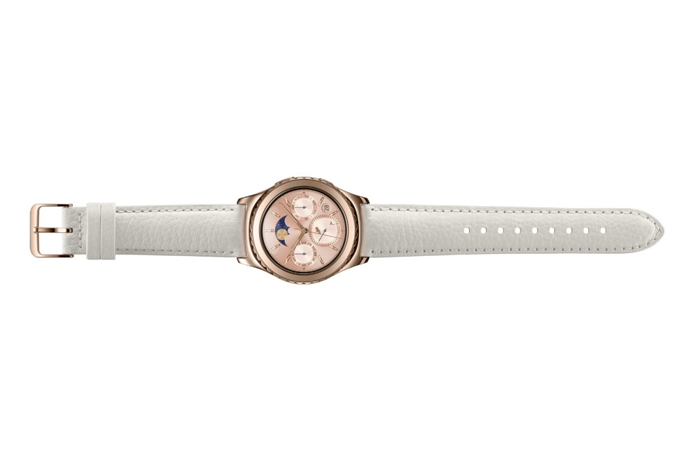 Premium Samsung Gear S2 Launched in 18K Rose Gold and ...