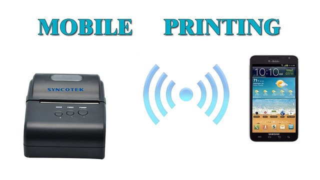 Tips to resolve mobile thermal usb printer connection issue