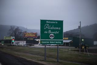 Welcome to Alabama